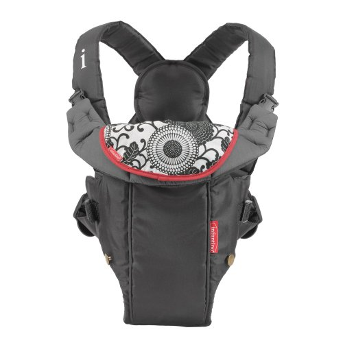 Infantino Swift Classic Carrier Black