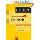 Duden - Schulgrammatik extra - Deutsch: Grammatik und Rechtschreibung - Aufsatz und Textanalyse - Umgang mit Medien...