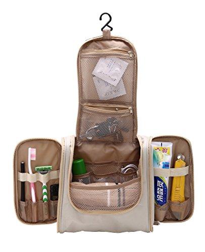 Fp8800mi02 Travel Organizer Bathroom Storage Hanging Cosmetic Grooming Bag Toiletry Bag Luggage