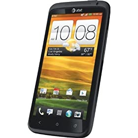 HTC One X 4G Android Phone, Gray (AT&T)