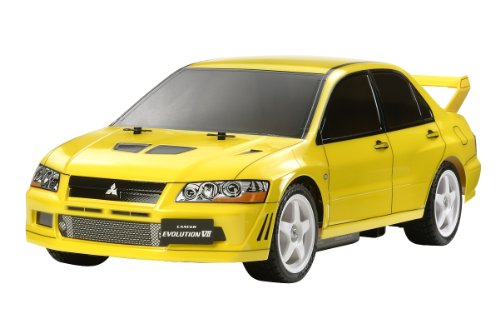 TAMIYA Radio Remort Control Car 58542 chassis Frame 1/10 RC No.544 Mitsubishi Lancer Evolution VII TT-01 TYPE-E