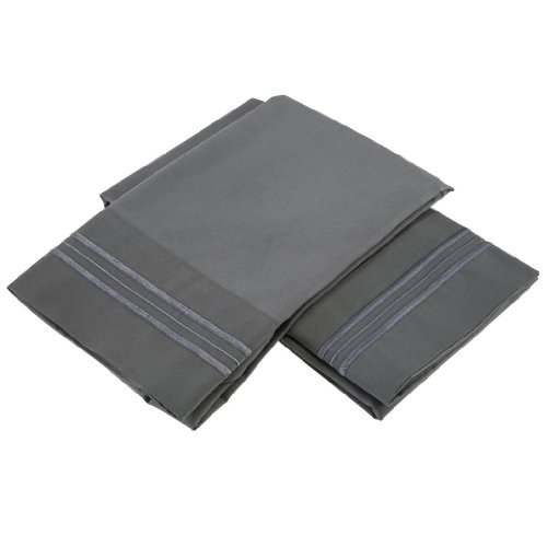 Charcoal Grey Bedding