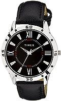 Timex Analog Black Dial Men's Watch - TW002E114