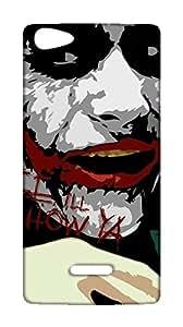 Micromax Canvas Selfie 3 Q348 Hard Case Back Cover - Printed Designer Cover for Micromax Canvas Selfie 3 Q348 - MCS3Q348JKRB115
