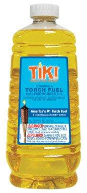 Lamplight TIKI 1208542 Citronella Torch Fuel, 50-Ounce