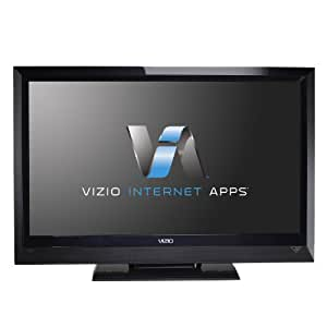 VIZIO E322VL 32-Inch LCD HDTV with VIZIO Internet Application, Black (2010 Model)
