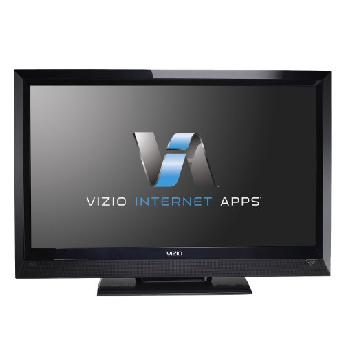 VIZIO E322VL 32-Inch LCD HDTV with VIZIO Internet Application, Black