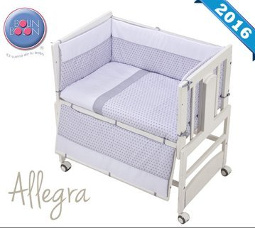 Bolin Bolon Allegra Magic Gris