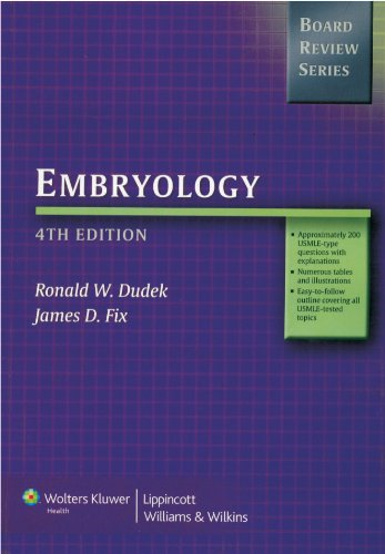 Embryology: Board Review Series