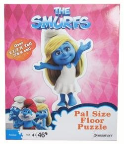 Smurfs Pal Size Puzzles - 1