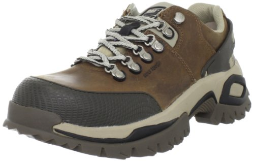Caterpillar Men's Antidote Steel-Toed Work Boot,Dark Beige,10 M US