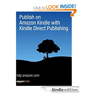 Publish On Amazon Kindle With Kindle