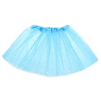 Cute Baby Kids Girls Tutu Skirt Princess Dressup Costume Party Dancewear