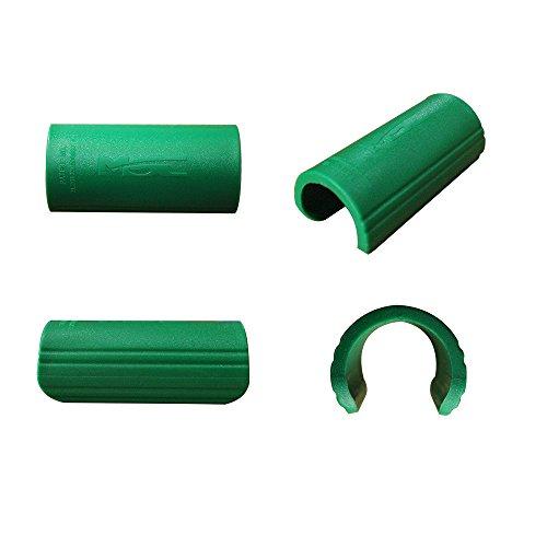 MSC Boat Bimini Towel Clip – Fit 1″ Round Tubing – 4 Pack (Multicolored)