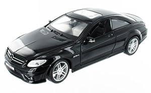 Maisto Mercedes-Benz CL63 AMG from Maisto