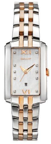 GANT Cedar-Island W10623 - Reloj de mujer de cuarzo, correa de acero inoxidable color varios colores