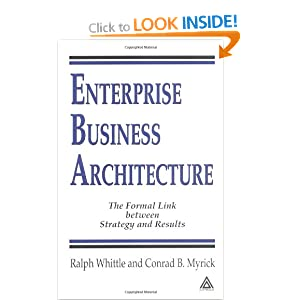 Enterprise Business Architecture