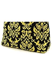 Quilted Damask Hobo Handbag Tote Purse 8 Color Choices