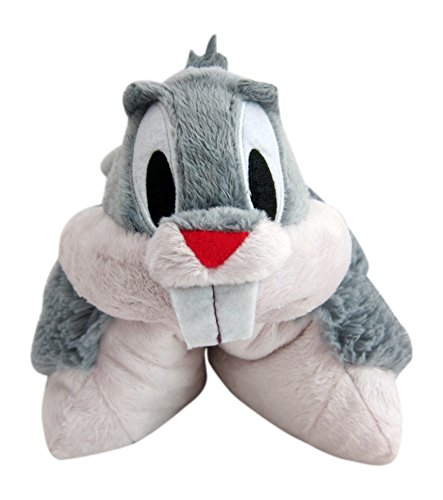 pillow-pets-defundefun71109-looney-tunes-bugs-bunny-peluche-27-cm
