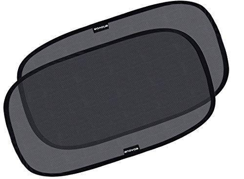 Car Window Shade - (2 Pack ) - XL - 25
