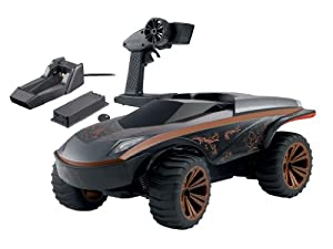 Revell 1:14 Scale Remote Control Dark Rock High End Monster