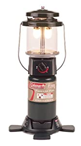2 - Mantle Propane Lantern withcase by Coleman