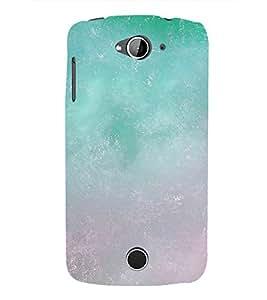 EPICCASE Colorful Sky Pattern Mobile Back Case Cover For Acer Liquid Z530 (Designer Case)