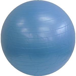 バランス ボディボール 55cm ライトブルー