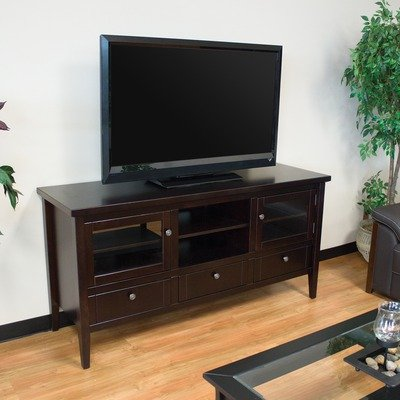 Cheap Hamilton 64″ Curved TV Stand (WHNYC6432)