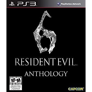 Resident Evil 6 Anthology Edition PS3 Video Game