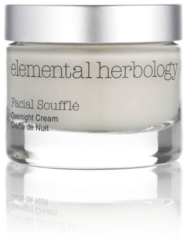 Elemental Herbology Biodynamic Facial Souffle - Intensive Hydration & Repair Mask-1.7 Oz.