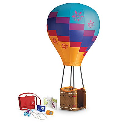 American Girl Saige - Saige'S Hot Air Balloon Set - American Girl Of 2013
