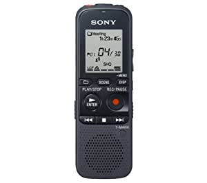 SONY Grabador de voz ICD-PX333 - 4 Gb + GARANTÍA 2 AÑOS