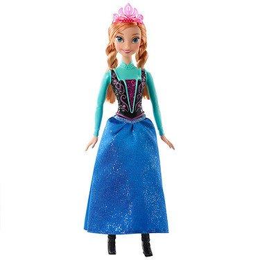 Disney Frozen Sparkle Anna Doll