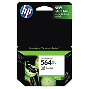 HP 564XL Photo Black Ink Cartridge