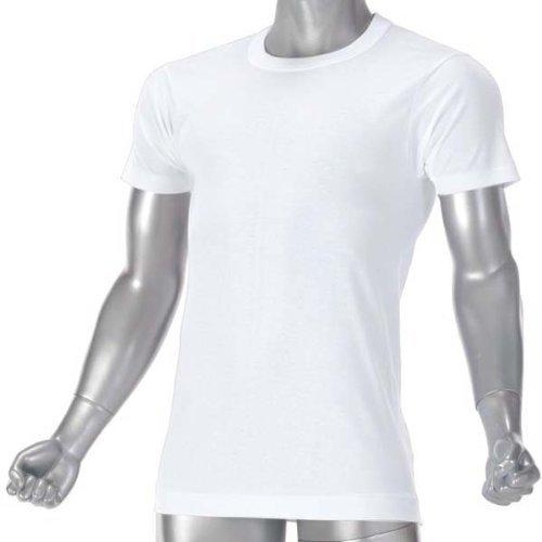 B.V.D.丸首半袖Tシャツ 3枚組