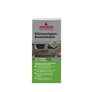 nigrin 74199 klimaanlagen desinfektion 150 ml