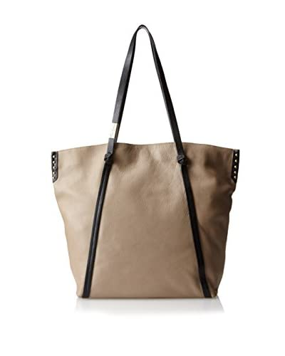 Foley + Corinna Women's Tight Rope Travel Tote  [Putty/Black]