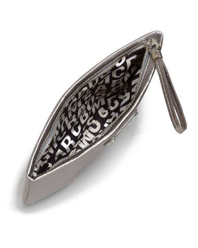 Marc By Marc JacobsMarc Jacobs Classic Q Tablet Wristlet in Shiny Gunmetal