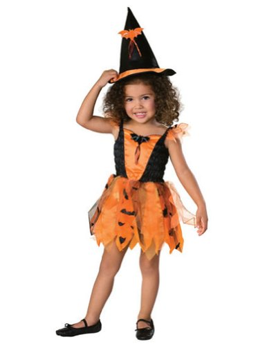 Baby-Toddler-Costume Halloween Witch Toddler Costume Halloween Costume