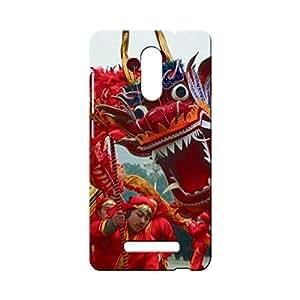 BLUEDIO Designer 3D Printed Back case cover for Xiaomi Redmi Note 3 / Redmi Note3 - G6785