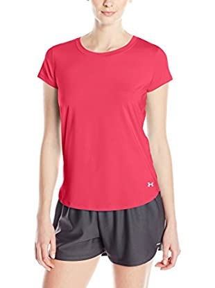 Under Armour Camiseta Técnica Running Fly By (Rojo)