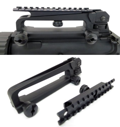 Buy AR-15 Detachable Carry Handle with Rail Mount Package