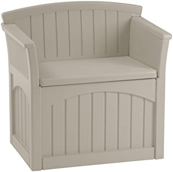 Suncast PB2600 Patio Storage Seat