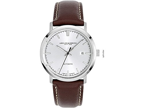 Abeler & Söhne Mens Watch Business Automatic A&S 2651