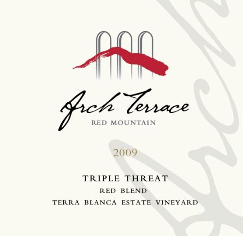 2009 Terra Blanca Winery Arch Terrace Triple Threat 750 Ml