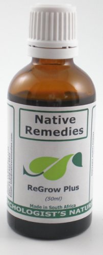 Regrow Plus 50 Ml Herbal Hair Loss Remedy Growth Drops