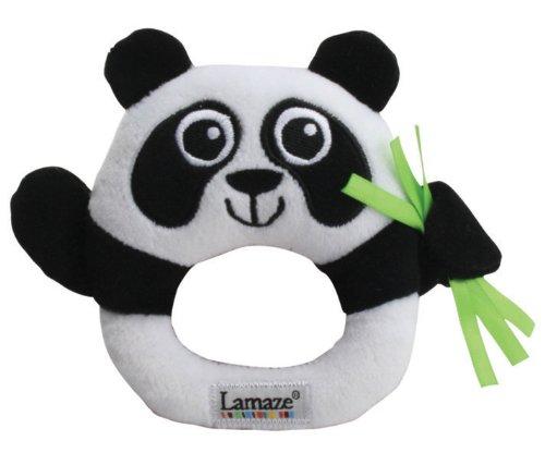 Lamaze Rattle, Panda