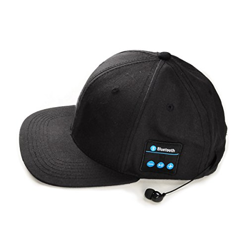 Sport-Headset-Bluetooth-Hat-Adjustable-Fitted-Cap-FoYoung-Bluetooth-V41-Wireless-Headphones-Stereo-Earphones-Hands-free-for-Runs-Jogging-Dog-Walking-Christmas-Gift