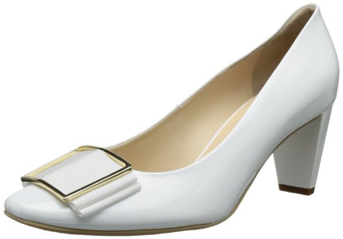 Högl shoe fashion GmbH Womens 7-106414-02000 Closed White Weià (weià 200) Size: 41